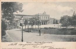 MONZA - STAZIONE FERROVIARIA - Monza