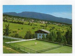 Ronzone (Trento) - Panorama  Col Monte Roen - Campo Da Tennis - Viaggiata Nel 1991 - (FDC16449) - Trento