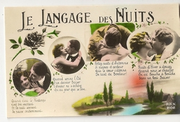 57 -  Le Langage Des Nuits - Couples