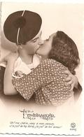 58 - T'embrasser (2 Cartes) - Couples