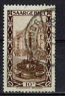 Saargebiet 1926/1927 // Mi. 108 O - Oblitérés