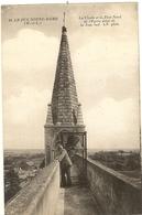 49 - LE PUY NOTRE DAME - La Cloche Et La Tour Nord De L'Église Prise De La Tour Sud  266 - France