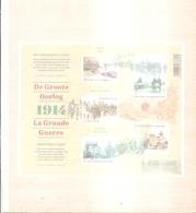 Belgique - Guerre 14/18 ( BF 220 Non Dentelé) - Belgique