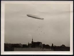 C6375 - Zeppelin - Luftschiff - Fotografie
