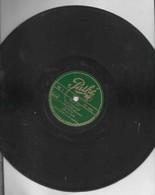 6 Disques Vinyles à 78 Tours. Salim Halali Et Son Orchestre. Enregistrés Chez Pathé. Bon état. - Spezialformate
