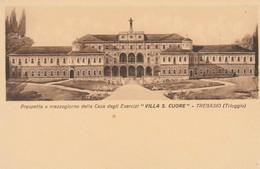 TREGASIO - VILLA SACRO CUORE - Monza