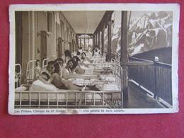 Suisse - Leysin - Les Frênes - Clinique Du Dr Rollier - Une Galerie De Cure Solaire - VD Vaud