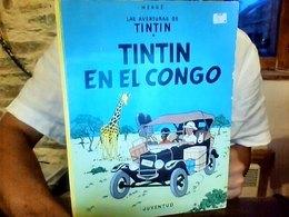 Tintin En El Congo Herge - Tintin (Tim Und Struppi)