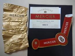 Champagne Mercier Brut - Epernay - Champagne