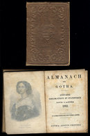 GERMANY: 1862 Almanach De Gotha: Directory Of Europe's Royalty And Higher Nobility. Published By Justus Perthes In Gotha - Germany