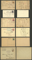 GERMANY - OCCUPATIONS, ETC: 6 Covers Or Cards, Most Used, Interesting! - Unclassified