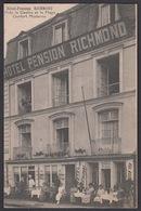 CPA 76 -  DIEPPE, Hotel Pension, RICHMOND, Pres Le Casino Et La Page. - Dieppe