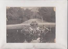 LA GRANJA OTRO DETAILLES DE LOS JARDINES 1914 ESPAÑA    +- 21*15CM  Fonds Victor FORBIN (1864-1947) - Plaatsen