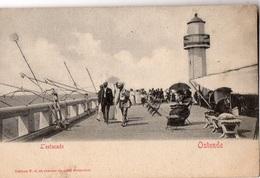 OSTENDE - L'Estacade - Bélgica