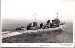 """Torpilleur """"L'iphigénie"""" - Guerre"""