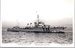 """Torpilleur """"Bordelais"""" - Guerre"""