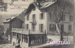 74 LES BOSSONS HÔTEL DE L AIGUILLE DU MIDI VALLEE DE CHAMONIX MONT BLANC Editeur DELOCHE - Chamonix-Mont-Blanc