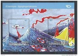 Iles Féroé 2012 Bloc N°29 Neuf Norden - Faroe Islands