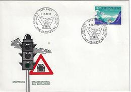 Switzerland 1967  Chur  1.12.67   Mi.860 - Covers & Documents
