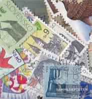 Slovakia 25 Different Stamps  Ab 1993 - Slovakia