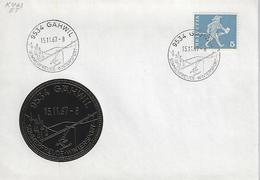 Switzerland 1967  GAHWIL  15.11.67   Mi.696 - Covers & Documents