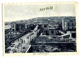 Lazio-latina-gaeta Giardino Di Serapo Veduta Panoramica Fine Anni 40 - Italy