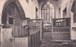 HADDON HALL CHAPEL - Derbyshire