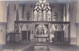 EDENSOR CHURCH INTERIOR - Derbyshire