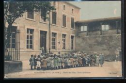 54 -- Blenod - Les - Toul --- Ecole Des Filles -- Cour Interieur - Autres Communes