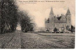 SAINT GERMAIN DU PUCH - CHÂTEAU GRAND PUCH - France