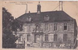 52 Langres, L'Hopital Militaire - Langres