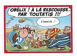 Vignettes 60 Ans D'Astérix (Carrefour) - 63-65-76-80-83 - Otros