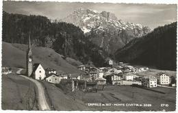 W4110 Alleghe (Belluno) - Caprile - Panorama Col Monte Civetta / Non Viaggiata - Italia
