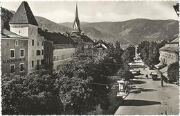 W4116 Brunico Bruneck (Bolzano) - Val Pusteria Pustertal - Albergo La Rosa D'Oro - Panorama / Non Viaggiata - Andere Steden