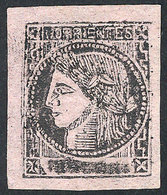 ARGENTINA: GJ.16a, Dull Rose, With DOUBLE IMPRESSION (one Soft), Mint, Excellent Quality! - Corrientes (1856-1880)