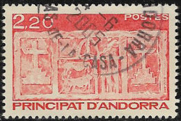 Andorra (French POs) SG F345 1987 Definitive 2f.20 Good/fine Used [40/32597/7D] - Used Stamps