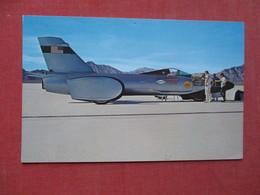 Spirit Of America -----Craig Breedlove ------Jet Car Record 1964 -------500 MPH  Pin Hole Top      Ref 3531 - Cartoline