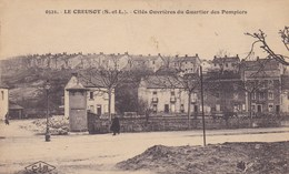 LE CREUZOT Cités Ouvriéres Du Quartier Des Pompiers (lot 112) - Le Creusot