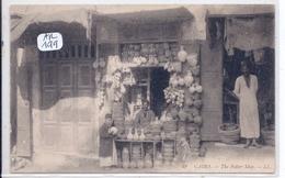 LE CAIRE- BOUTIQUE DU POTTIER- THE POTTER SHOP - Cairo
