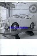 117242 ARGENTINA AUTOMOBILE CAR AUTO MITZI PERFORATION PHOTO NO POSTAL POSTCARD - Photographie
