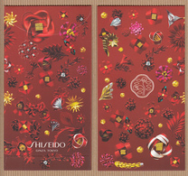 CC Lunar New Year 'SHISEIDO YEAR Of The PIG' Red Pocket CNY Chinois 2019 - Modern (from 1961)