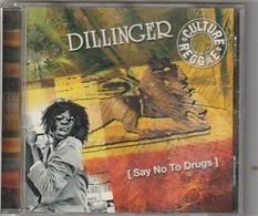CD  DILLINGER   Say To Drugs   Etat: TTB Port 110 GR - Reggae