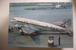 AIR FRANCE    DC 3    F BAXI - 1946-....: Era Moderna