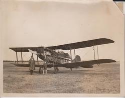 ROUND AUSTRALIA BRISTOL TOURER  CAPTAIN KINGSFORD SMITH  MR ULM SYDNEY   22*16CM Fonds Victor FORBIN 1864-1947 - Aviación