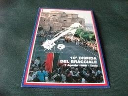 10 DISFIDA DEL BRACCIALE TREIA 1988 MACERATA - Costumi