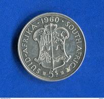 Sud  Afrique  5  Shillings  1960  Arg - Sudáfrica