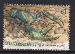2019 AUSTRALIA Giant Freshwater Lobster VERY FINE POSTALLY USED $1 Sheet - Oblitérés