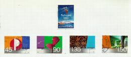 Australie N°1763 à 1766 Cote 6 Euros (1762 Offert) - 1990-99 Elizabeth II