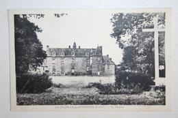 35 : La Chapelle Aux Fitzmeens - Le Château - France
