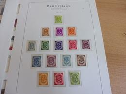 Posthornsatz * Und Der Ganze Rest * Bis 1960 - Briefmarken